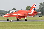 British Aerospace Hawk T.1A 'XX219' (35239136090).jpg