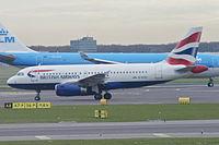 G-EUOI - A319 - British Airways