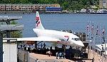 British Airways Conorde G-BOAD, Intrepid Sea, Air and Space Museum, New York. (45910117824).jpg
