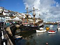 Brixham - The Golden Hind - geograph.org.uk - 1632642.jpg