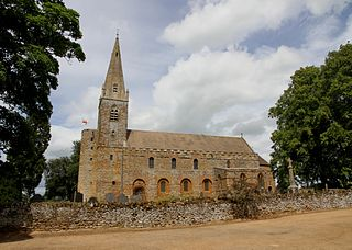 All Saints Church, Brixworth Church in England