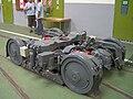Brno, 140 let MHD (84), vozovna Pisárky, Vario LF2-podvozek.jpg