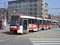 Brno, Staré Brno, Mendlovo náměstí, Tatra K2R.jpg