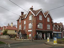 Broadway Inn in Totland