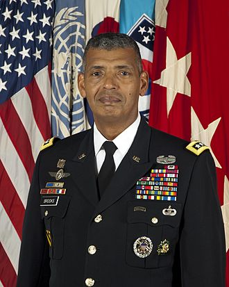 Vincent K. Brooks - General Vincent K. Brooks, USA