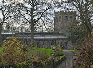 Stainmore - Image: Brough under stainmore st michael