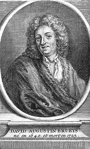 David-Augustin de Brueys - Image: Brueys, David Augustin