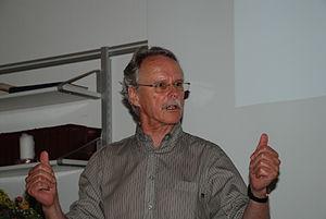 Economist Bruno Frey