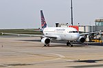 Brussels Airlines, OO-SSA, Airbus A319-111 (46716021625).jpg