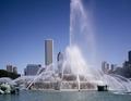 Buckingham fountain, Chicago, Illinois LCCN2011630460.tif