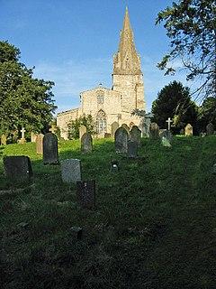 Buckminster Human settlement in England