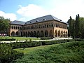 Bucuresti, Romania. PALATUL BRANCOVENESC de la MOGOSOAIA. (Casa de oaspeti- detaliu 4)(IF-II-a-A-15298).jpg