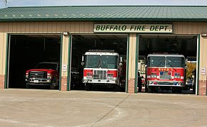 Buffalo Fire Station