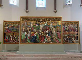 <i>Buhl Altarpiece</i>