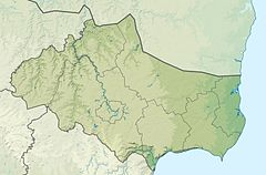 Bulgaria Dobrich Province relief location map.jpg