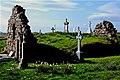Bunbeg - Magheragallon Cemetery - geograph.org.uk - 1177857.jpg