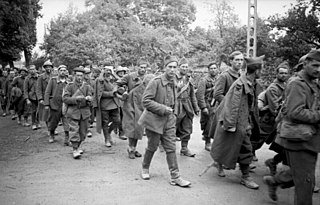 French prisoners of war in World War II