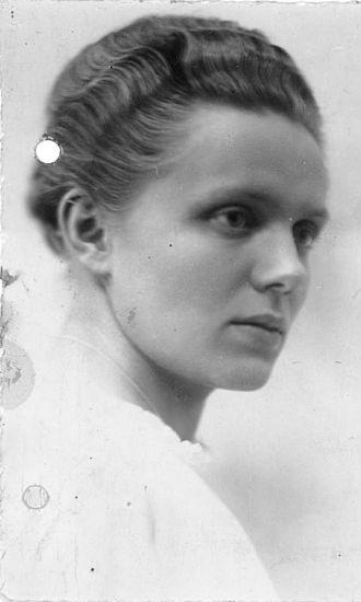 Margarete Himmler - Boden in 1918