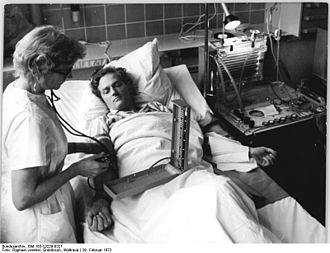 Hemodialysis - Hemodialysis in Germany, 1972