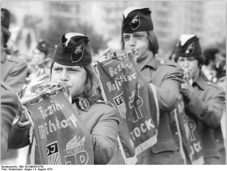 Das Musikkorps Der Polizeidirektion Lübeck - Kadettenmarsch