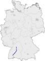 Bundesautobahn 83 map.png