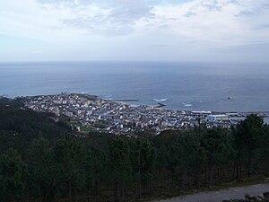 Burela - Image: Burela, Galiza