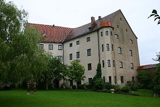 House of Oettingen-Spielberg - Image: Burg Spielberg