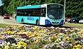 Bus, Templepatrick - geograph.org.uk - 824339.jpg