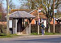 Bus Stop by The Green - geograph.org.uk - 1772318.jpg