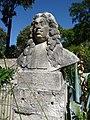 Bust de Pierre Magnol al Jardí Botànic de Montpeller - 01.JPG