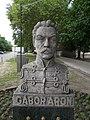 Bust of Áron Gábor, 2019 Kiskunhalas.jpg