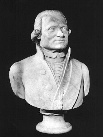 Melchiore Cesarotti - Bust of Melchiore Cesarotti