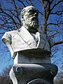 Bust of Oliver P Morton (1925) - panoramio - WSaves PublicArt.jpg
