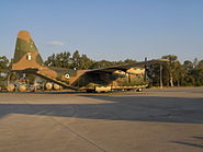C-130 Hercules - HAF 747 - Elefsina