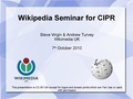 CIPR presentation on Wikipedia.pdf