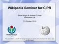 CIPR presentation on Wikipedia.pdf