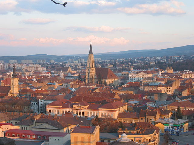 Cluj-Napoca (Klausenburg)