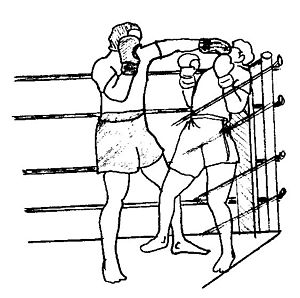 Swing (boxing) - Image: Cadrage 1