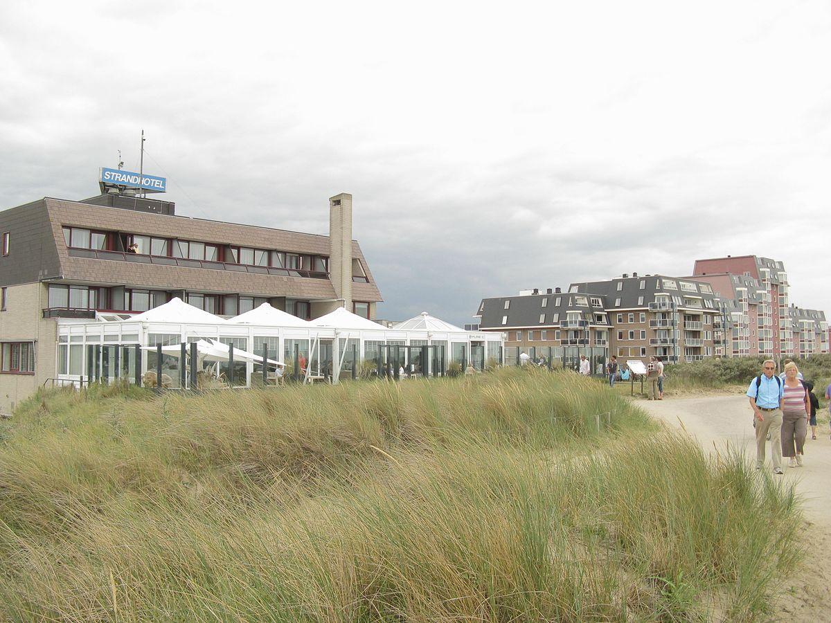 Hotel De Wielingen Cadzand Bad