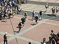 Cal Band at Cal Day 2010 spirit rally 1.JPG