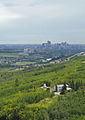 Calgary from Ski Jump Tower, Canada Olympic Park (7853826278).jpg