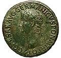 Caligula sesterce Gallica 15985 avers.jpg