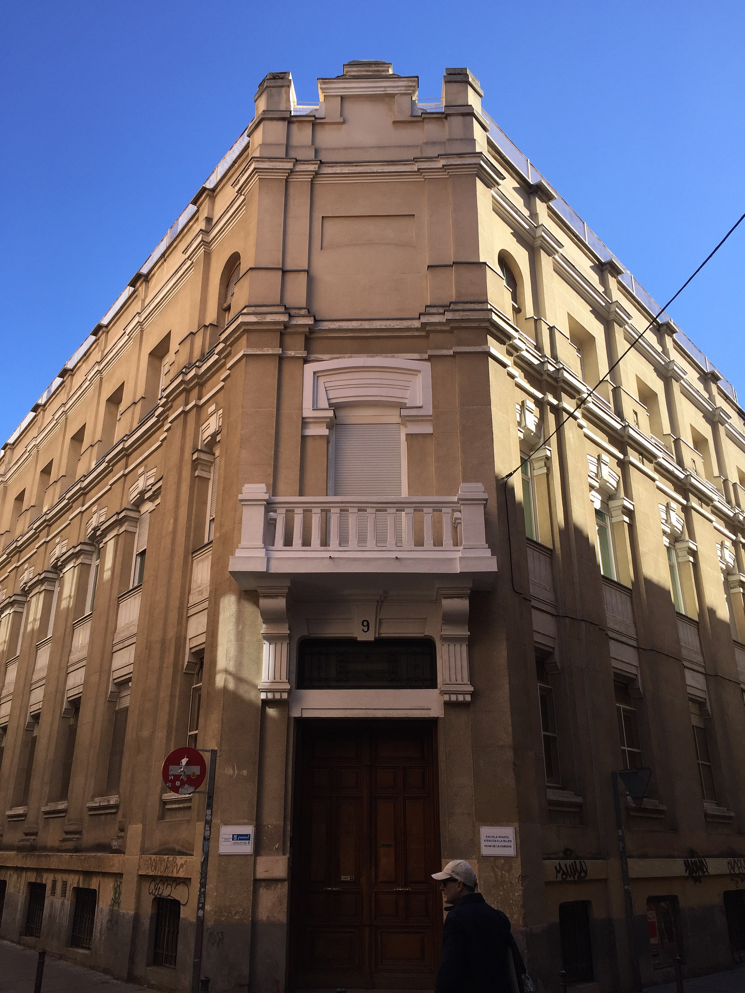 Direcciones a Calle de la Espada 1 (Madrid) en transporte público