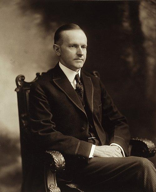 Calvin coolidge cph.3g10777