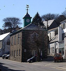 Camelford Town Hall - geograph.org.uk - 1754992.jpg