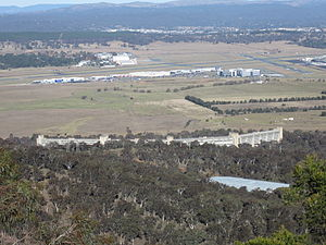 Campbell Park and Canberra Airport May 2012.JPG