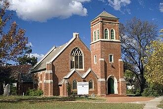 Reid, Australian Capital Territory - Canberra Korean Uniting Church