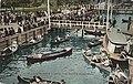 Canoeists at Leschi Park, Seattle, ca 1905 (MOHAI 2963).jpg
