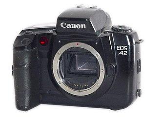 Canon EOS 5 - Image: Canon EOS A2 1