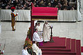 Canonization 2014- The Canonization of Saint John XXIII and Saint John Paul II (14037064014).jpg